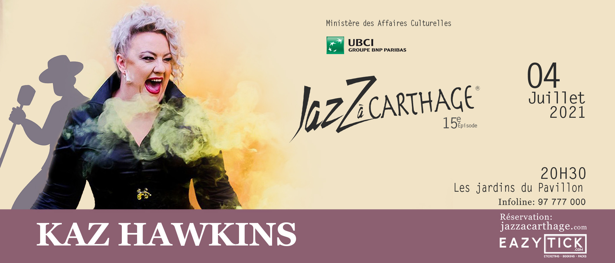 Kaz Hawkins