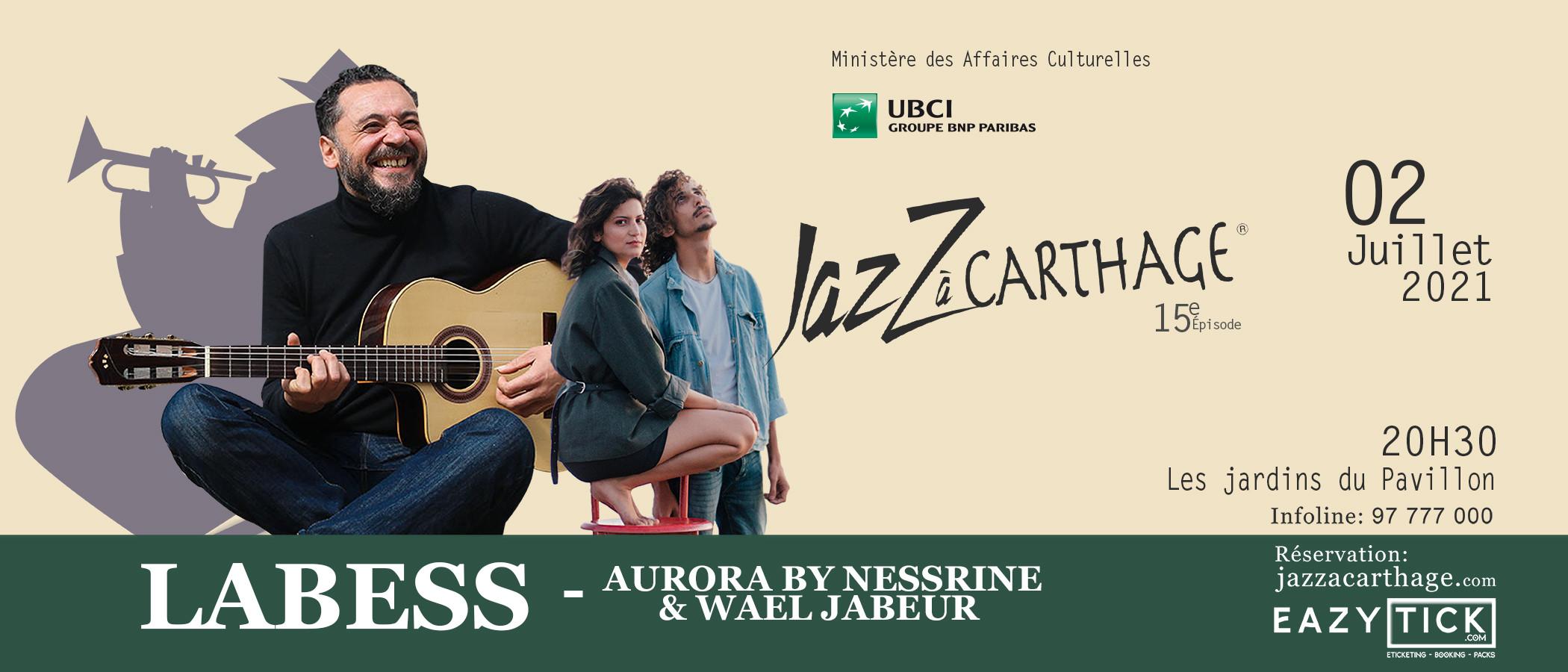 Labess - Aurora by Nessrine & Wael Jabeur